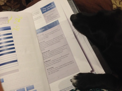 I can help mom with her work