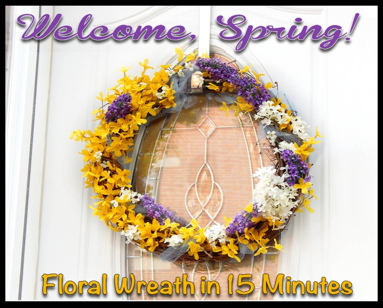 Welcome, Spring