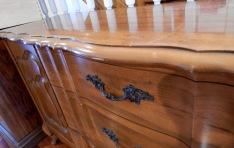 Cabinet Knobs Broken or Missing, Drawer Pulls Dark and Tarnished