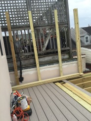 framing for new privacy wall